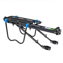 """Багажник для велосипеда Cube Trekking 13887 28""""-29"""" алюминиевый (Черный)"""