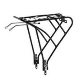 Багажник для велосипеда KW 300-18 передний алюминиевый