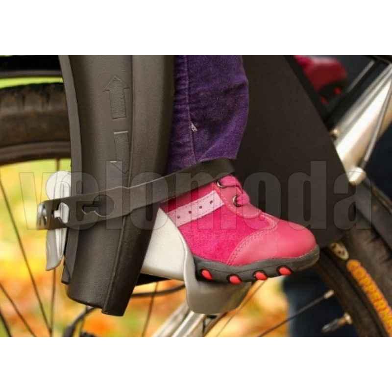 Детское велокресло Bellelli Pepe Clamp до 22 кг (Италия)