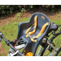 Детское велокресло крепление сзади или спереди до 17 кг