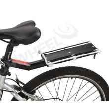 Багажник для велосипеда алюминиевый Roswheel быстросъемный (9кг)