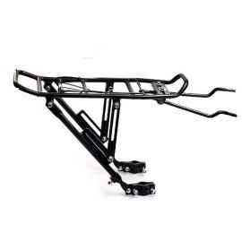 Автобагажник King Shein CB-627 на 2 велосипеда, до 30кг (Черный)