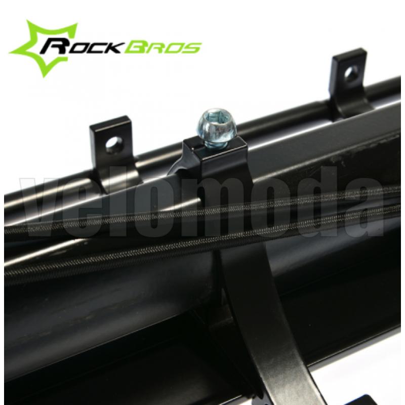 Багажник для велосипеда алюминиевый RockBros 1007 (50кг) УЦЕНКА