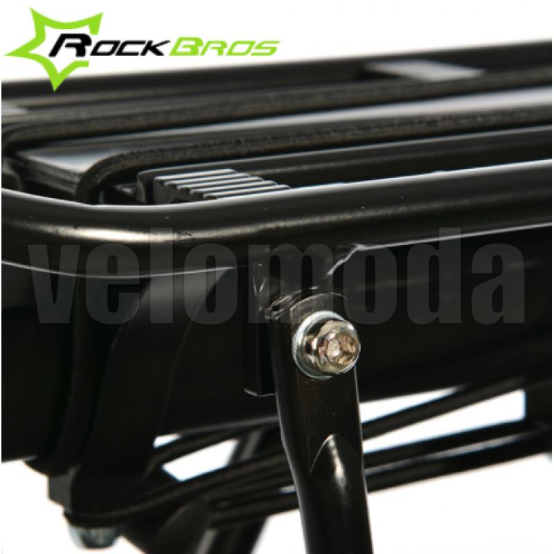Багажник для велосипеда алюминиевый RockBros 1007 (50кг)