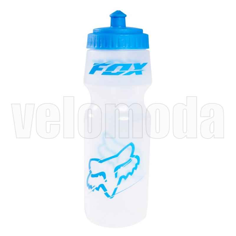 Фляга для воды Fox Future Water Bottle 620 мл (синяя)