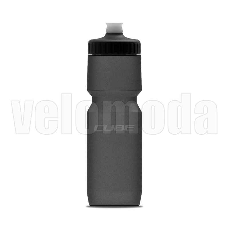 Бутылка для воды Cube 750мл LDPE Тайвань (Черный)