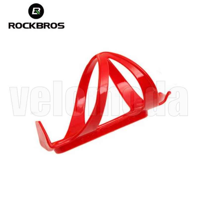 Держатель для фляги Rockbros 1001 поликарбонат (красный)