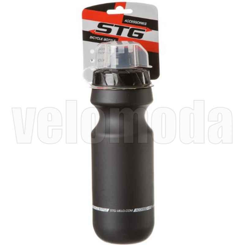 Бутылка для воды STG 600мл LDPE Тайвань (Черный)