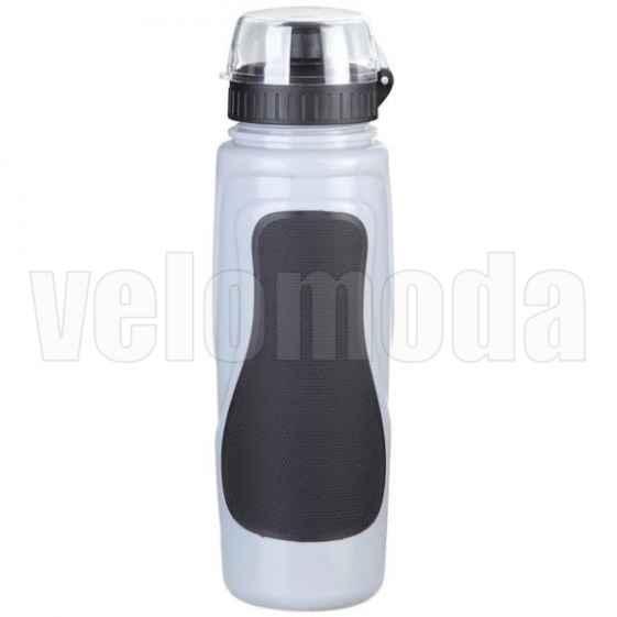 Бутылка для воды STG BT-55 700мл, с крышкой и вставками (Серый)