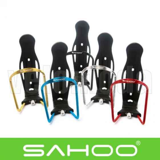 Флягодержатель универсальный Sahoo алюминиевый
