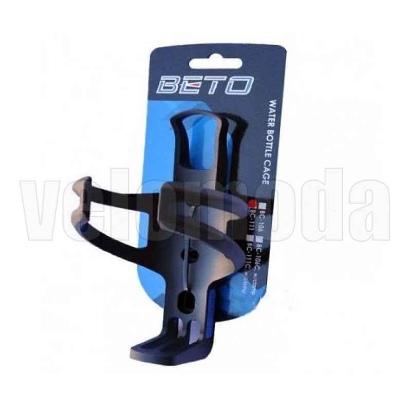 Флягодержатель Beto BC-111 пластик, Тайвань (Черный)