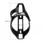 Флягодержатель пластиковый GUB G-03 (Чёрный)