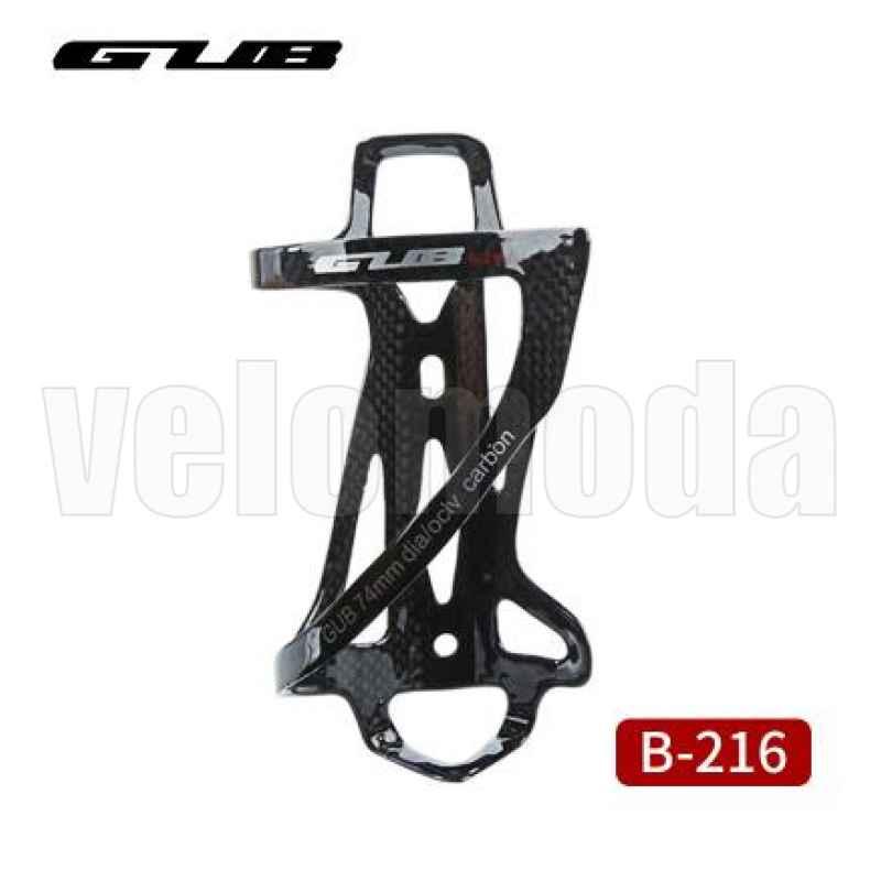 Флягодержатель карбоновый GUB B-216