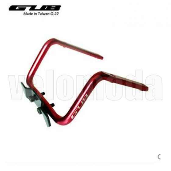 Двойной флягодержатель (расширитель) GUB G-22 (красный)