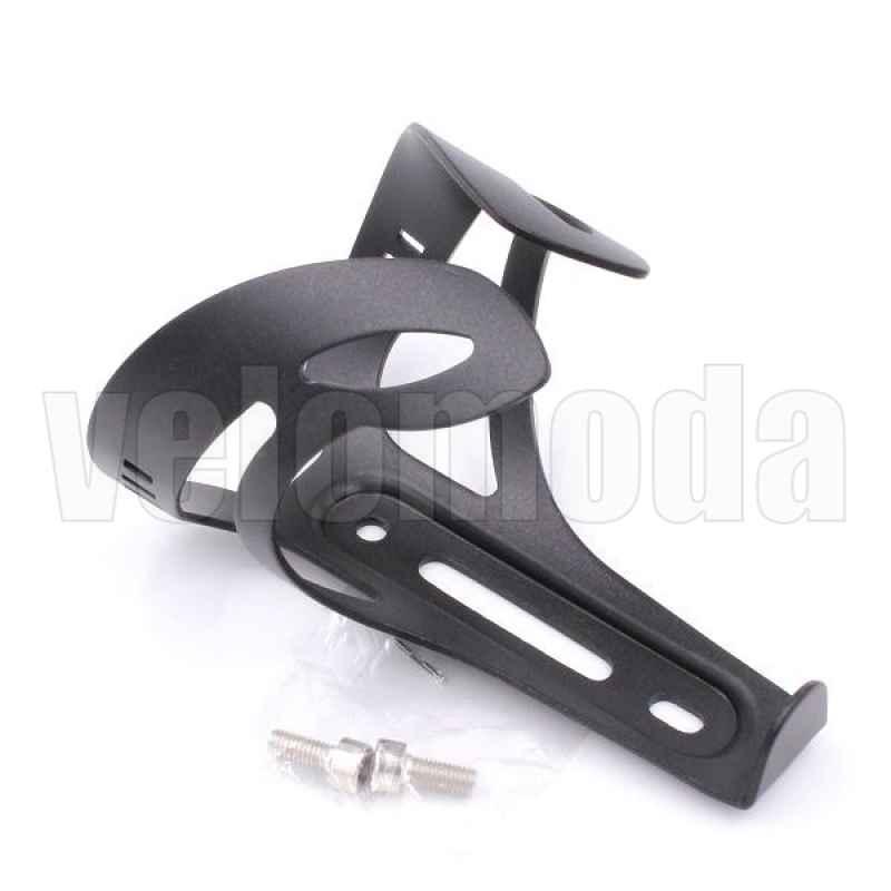 Флягодержатель алюминиевый A5807018 (Чёрный)