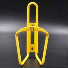 Держатель для бутылки Simpla универсальный алюминиевый (желтый)