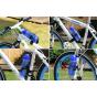 Бутылка для воды на велосипед Beto полипропилен (синий)