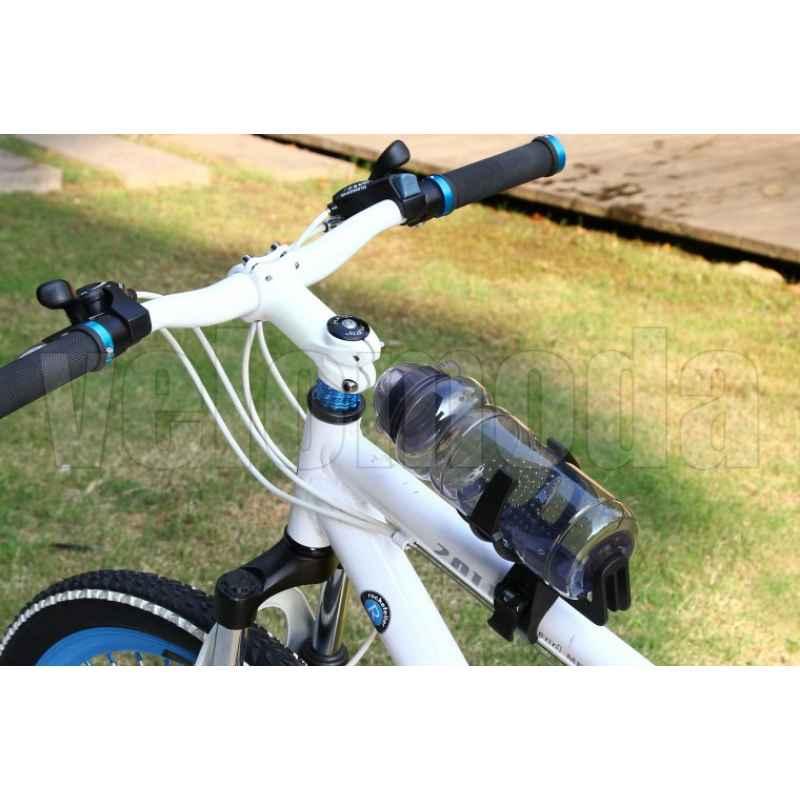 Бутылка для воды на велосипед Beto полипропилен (серый)