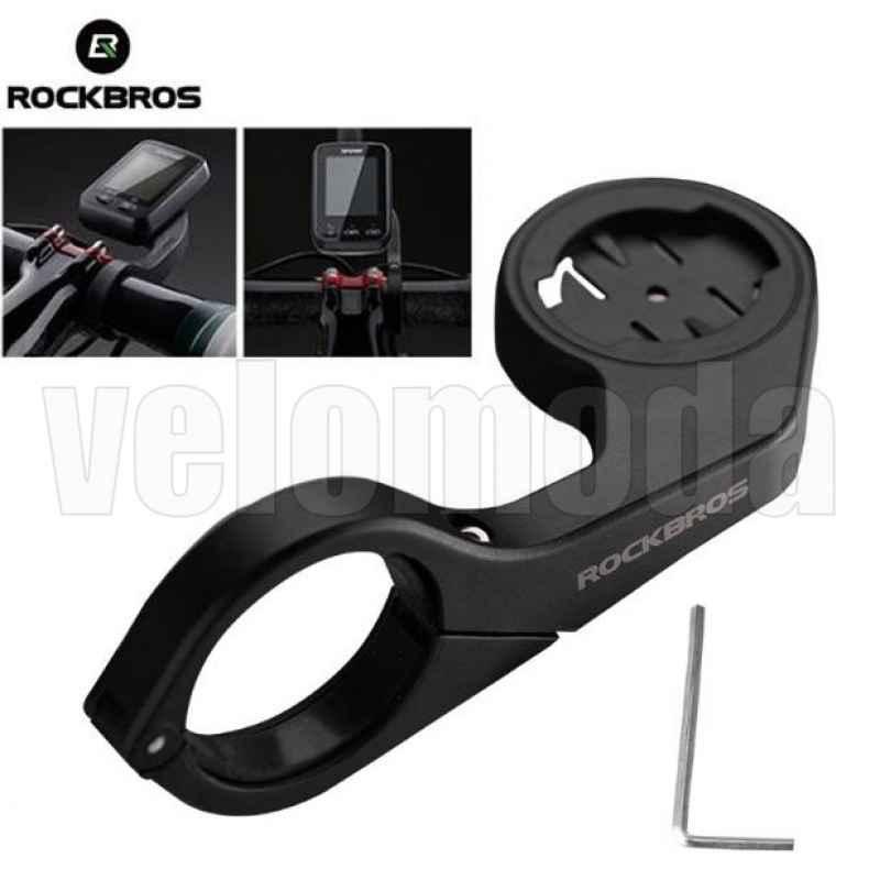 Выносной кронштейн ROCKBROS YSZ1003 для велокомпьютера 31.8 мм