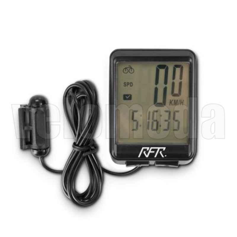 Велокомпьютер проводной RFR 14083 подсветка, 11 функций