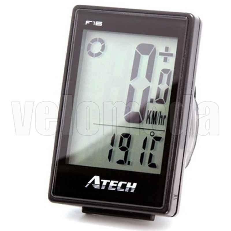 Велоспидометр Atech MCT20-BV беспроводной