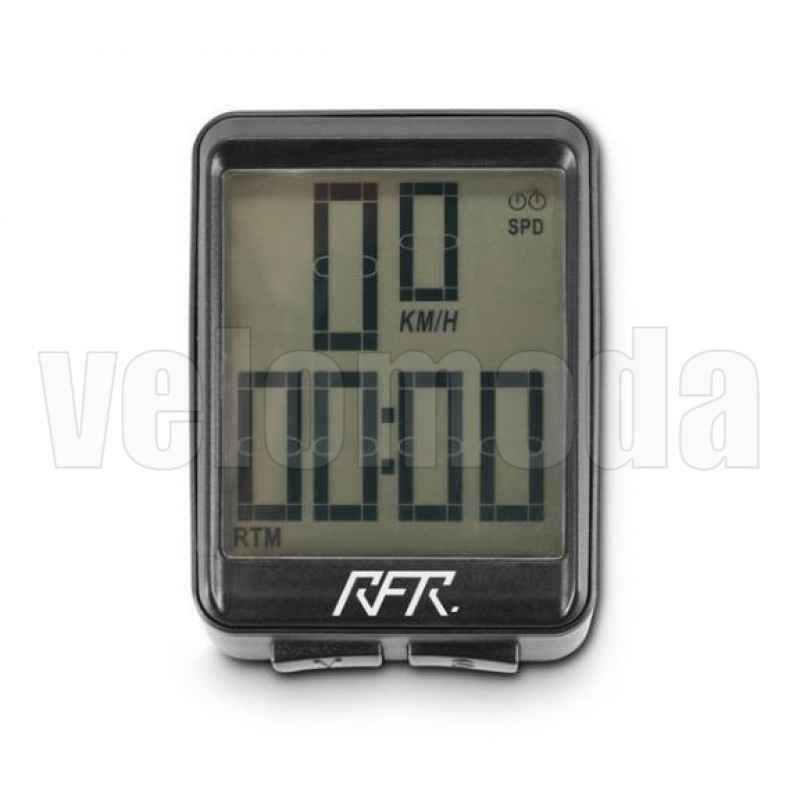 Велокомпьютер RFR 14080 беспроводной, подсветка, 11 функций