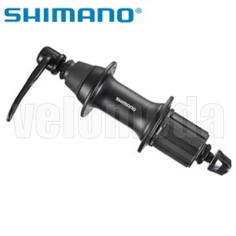 Втулка для заднего колеса велосипеда Shimano Acera RM70 36 отв., 8-9 скоростей (черный)