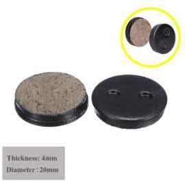 Пыльник переднего амортизатора Ninebot ES1-ES4 (Черный)