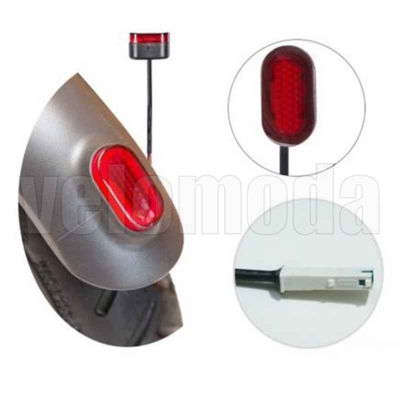Габарит задний для электросамоката Xiaomi Mijia M365, M365 Pro, Kugoo S3