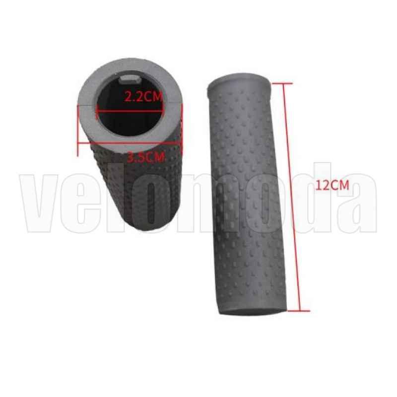 Ручки, грипсы для электросамоката Xiaomi Mijia M365, M365 Pro 2 шт (Серые)