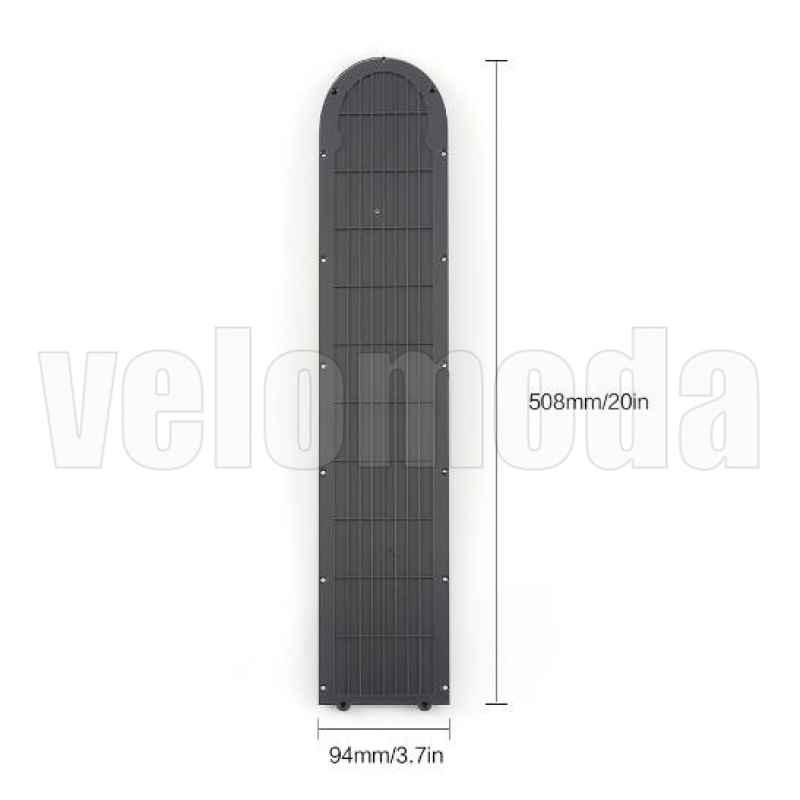 Защита, крышка батарейного отсека + прокладка для электросамоката Xiaomi Mijia M365