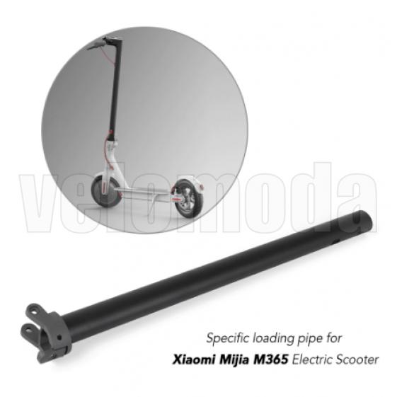 Рулевая колонка с язычком складывания для  Xiaomi Mijia M365 (Черный)