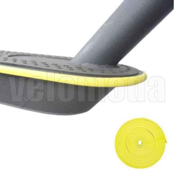 Защитная лента-бампер для электросамоката Xiaomi Mijia M365/M365 Pro 780 см (Желтый)