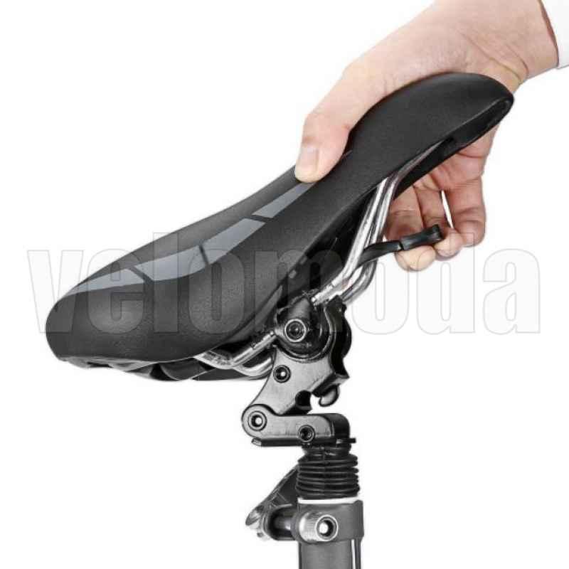 Седло для Xiaomi Mijia Electric Scooter M365 Pro (Черный)