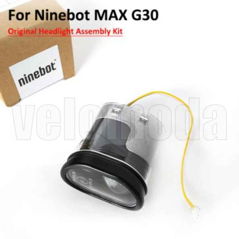 Передний фонарь для Ninebot G30 Max Оригинал