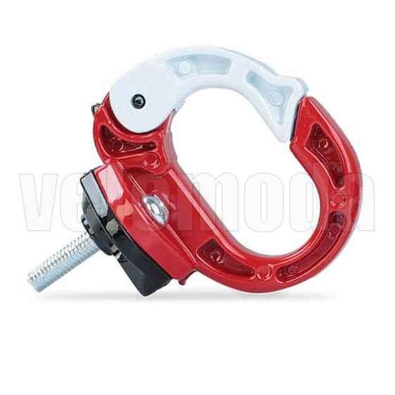 Карабин ручной клади для электросамоката, мотоцикла (Красный)