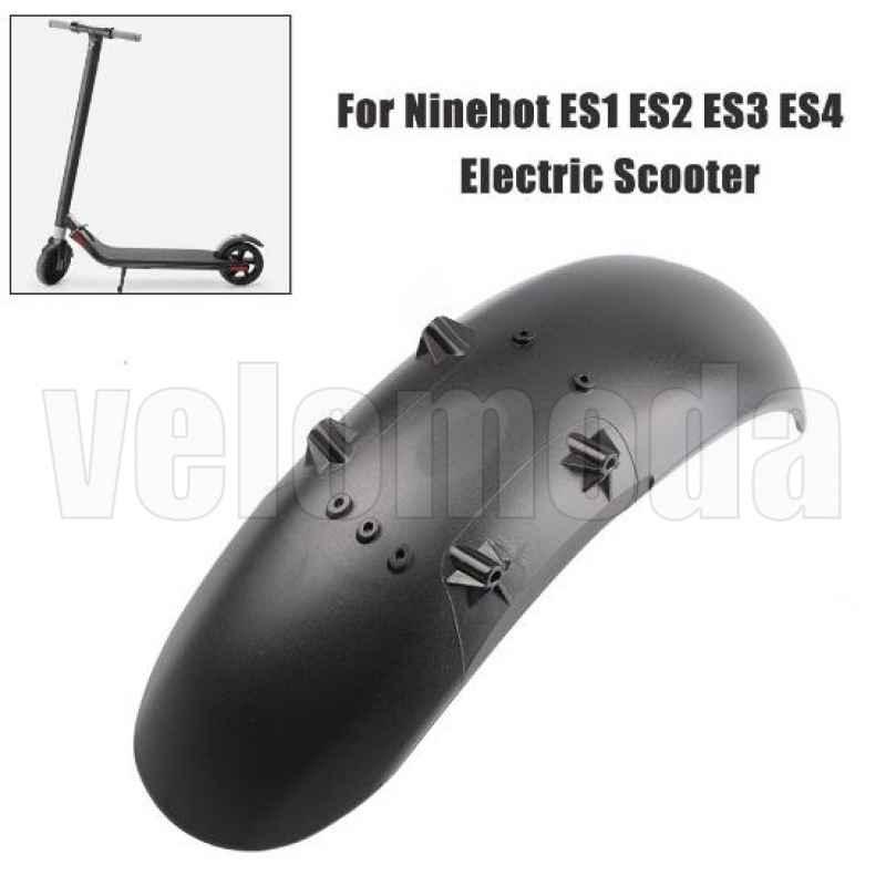 Передний щиток для электросамоката Ninebot ES1 ES2 ES3 ES4 (Черный)