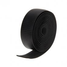 Обмотка руля карбон + заглушки (Чёрная)