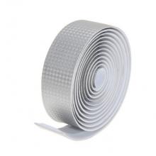 Обмотка руля карбон + заглушки (Белая)