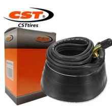 Велокамера CST 6X1 1/4 изогнутый ниппель A30 (WH767P)