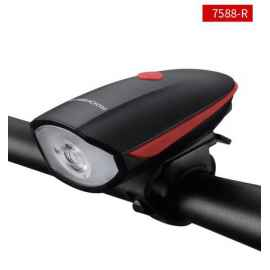 Комплект фонарей для велосипеда Author Lumina (1 диод) + Meteor (5 диодов)