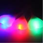 Габаритный фонарь для велосипеда RockBros LD228 (синее сердечко)