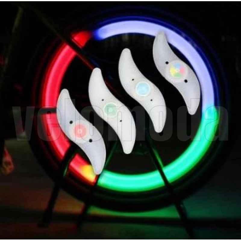 Огни на спицы для велосипеда (1 шт)