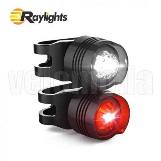 Габарит, маячок для велосипеда HJ016 LED (Красный свет)