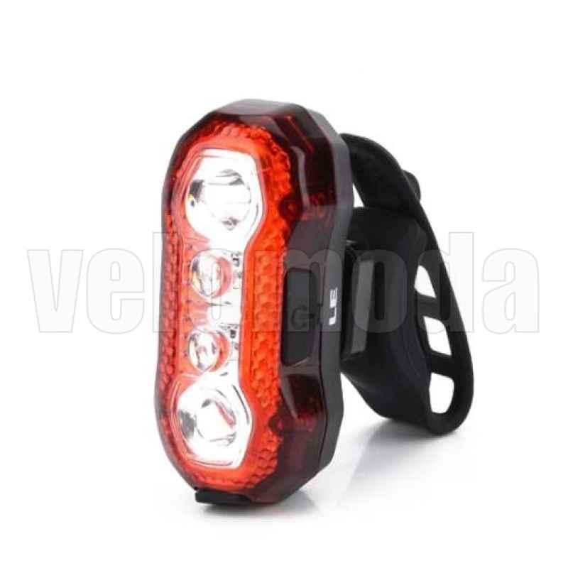 Габарит для велосипеда HJ037 4 LED 150LM 630mAh