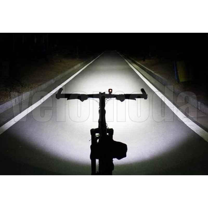 Фонарь велосипедный RL11 1200Lm, 5200 mAh, IP65