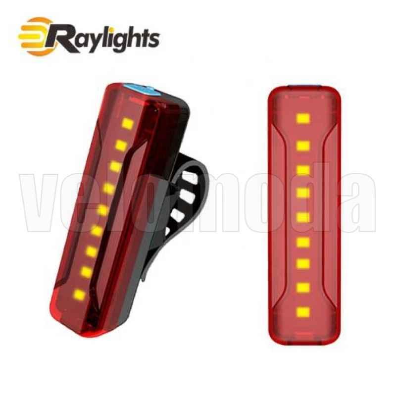 Набор освещения для велосипеда TK3 + A02 на аккумуляторах, IPX5