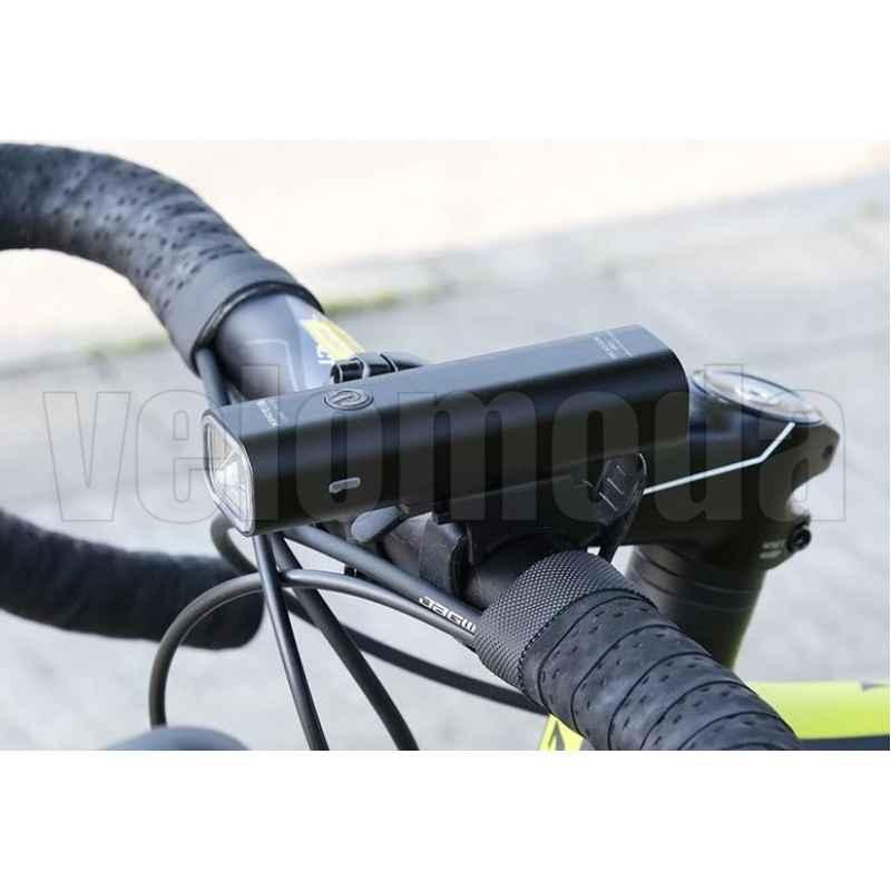 Фонарь велосипедный EOS200 400lm, 2000mAh, IPX3