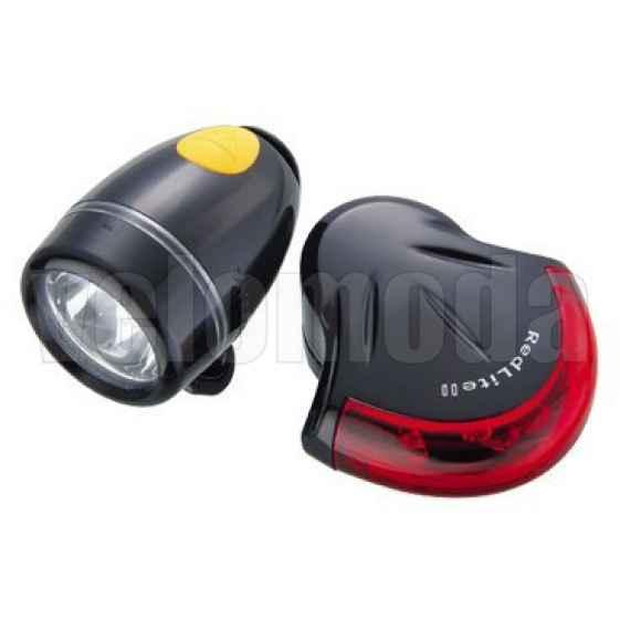Комплект фонарей для велосипеда Topeak Highlite Combo 2