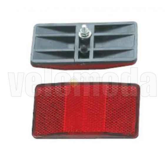 Катафот красный HL-R09 90*50 мм